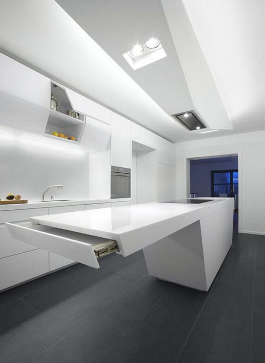 Modern And Minimalist Kitchen Decoration Ideas 33