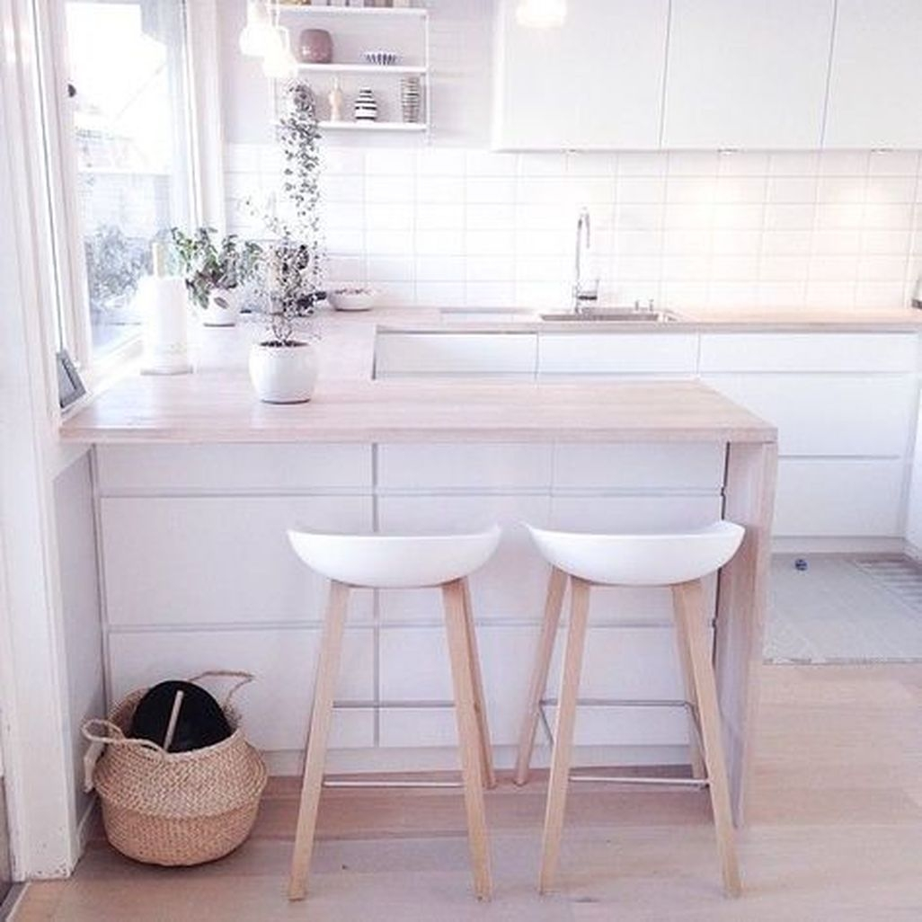 Modern And Minimalist Kitchen Decoration Ideas 41