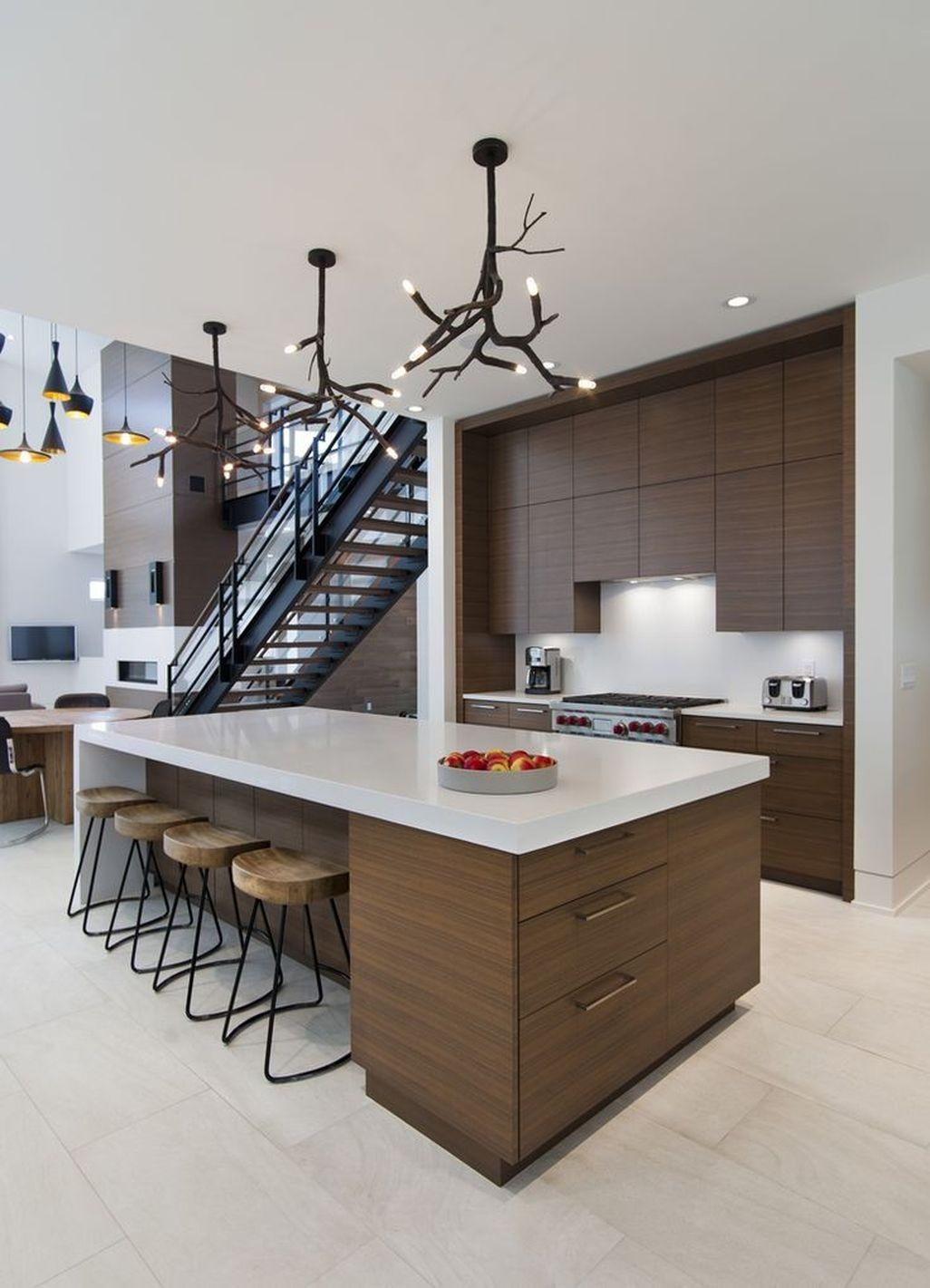Modern And Minimalist Kitchen Decoration Ideas 44