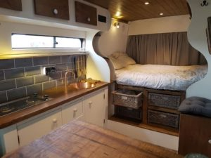 Totally Comfy Rv Bed Remodel Design Ideas 25