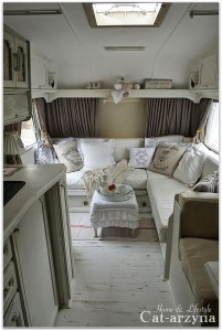 Totally Comfy Rv Bed Remodel Design Ideas 26