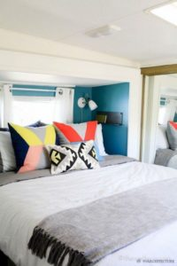 Totally Comfy Rv Bed Remodel Design Ideas 35