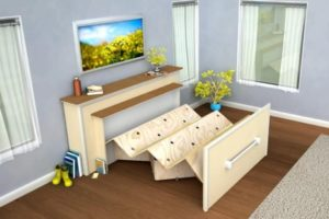 Totally Comfy Rv Bed Remodel Design Ideas 44