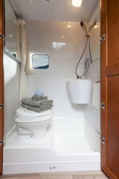 Totally Inspiring Rv Bathroom Remodel Organization Ideas 07
