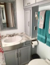 Totally Inspiring Rv Bathroom Remodel Organization Ideas 09