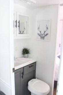 Totally Inspiring Rv Bathroom Remodel Organization Ideas 10