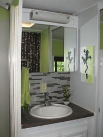 Totally Inspiring Rv Bathroom Remodel Organization Ideas 19