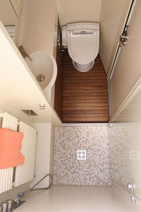Totally Inspiring Rv Bathroom Remodel Organization Ideas 23