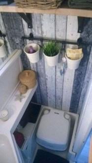 Totally Inspiring Rv Bathroom Remodel Organization Ideas 32