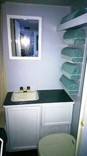 Totally Inspiring Rv Bathroom Remodel Organization Ideas 34