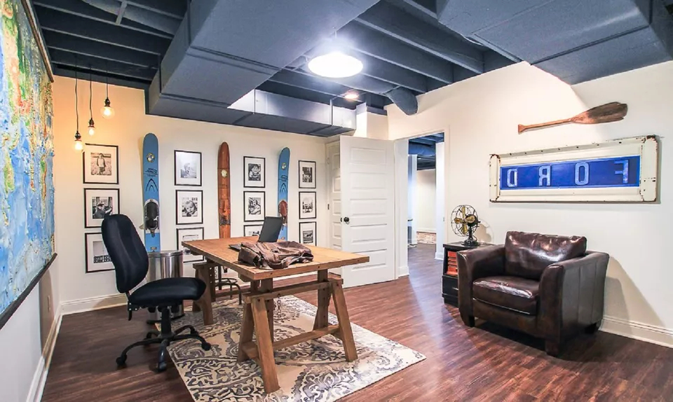 10 Basement Remodels You Have To See Basement Remodeling