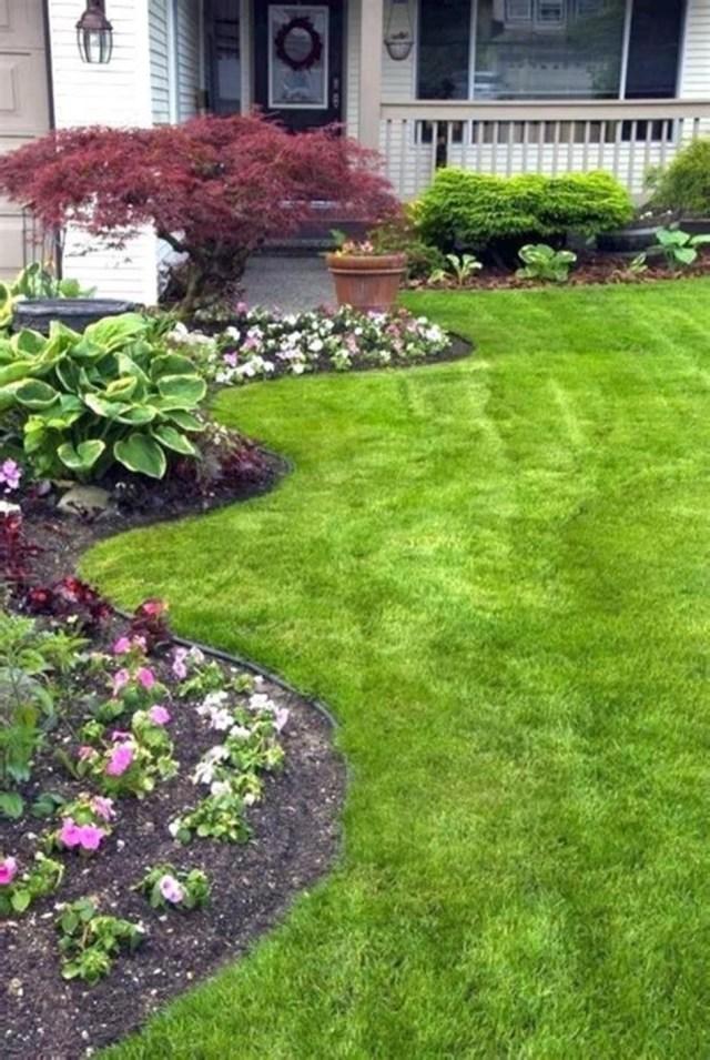 10 Best Front Yard Landscaping Ideas Low Maintenance Diy