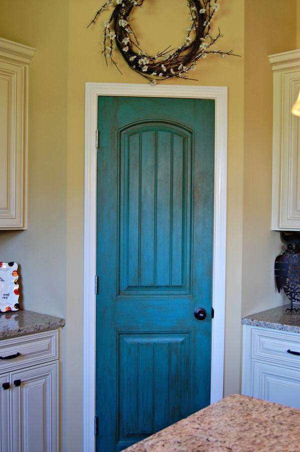 10 Creative Pantry Door Ideas For Inspirational Kitchen