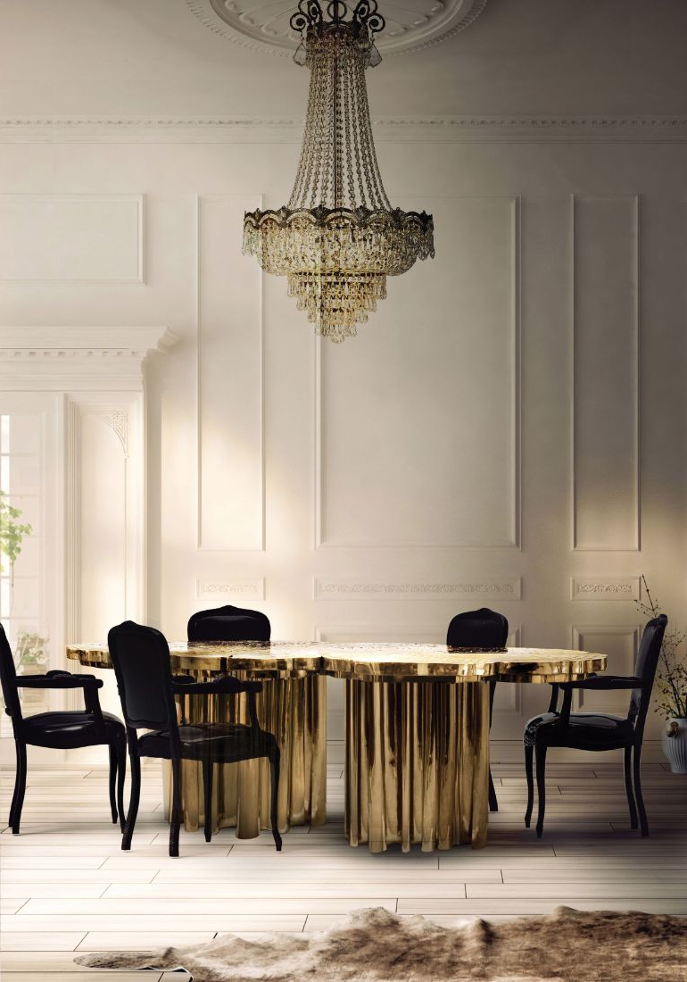 10 Dining Room Sets Designed For Entertaining Your Guests