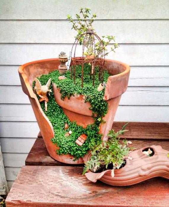 10 Impressive Ways To Reuse Your Old Broken Clay Pots