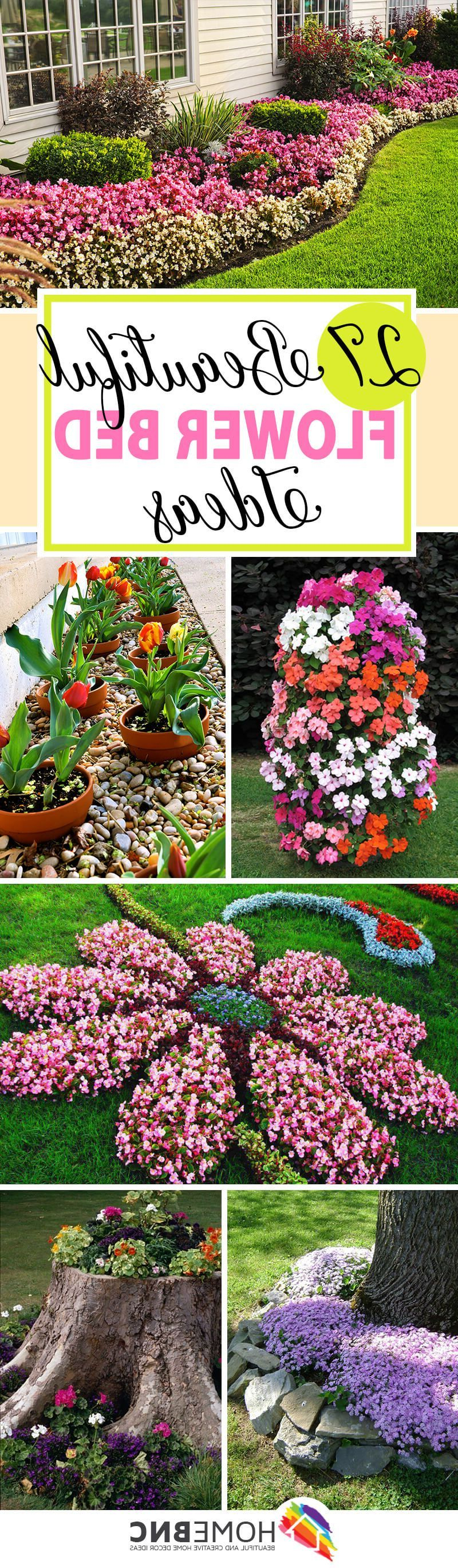 10 Unique Flower Garden Ideas Most Brilliant And