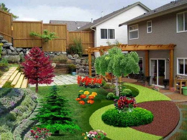 109 Latest Elegant Backyard Design You Need To Know