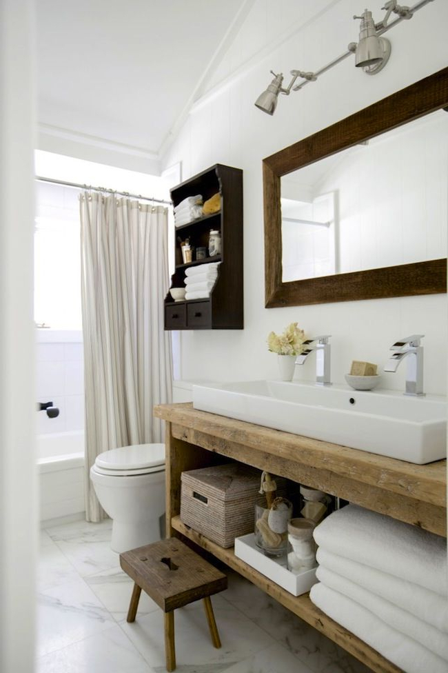 10x The Most Beautiful Country Bathrooms Modern Country
