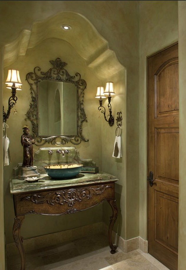 118 Best Powder Baths Images On Pinterest Bathroom Ideas