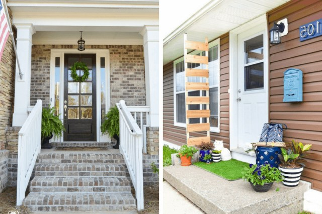 12 Gorgeous Small Front Porch Ideas Love Renovations