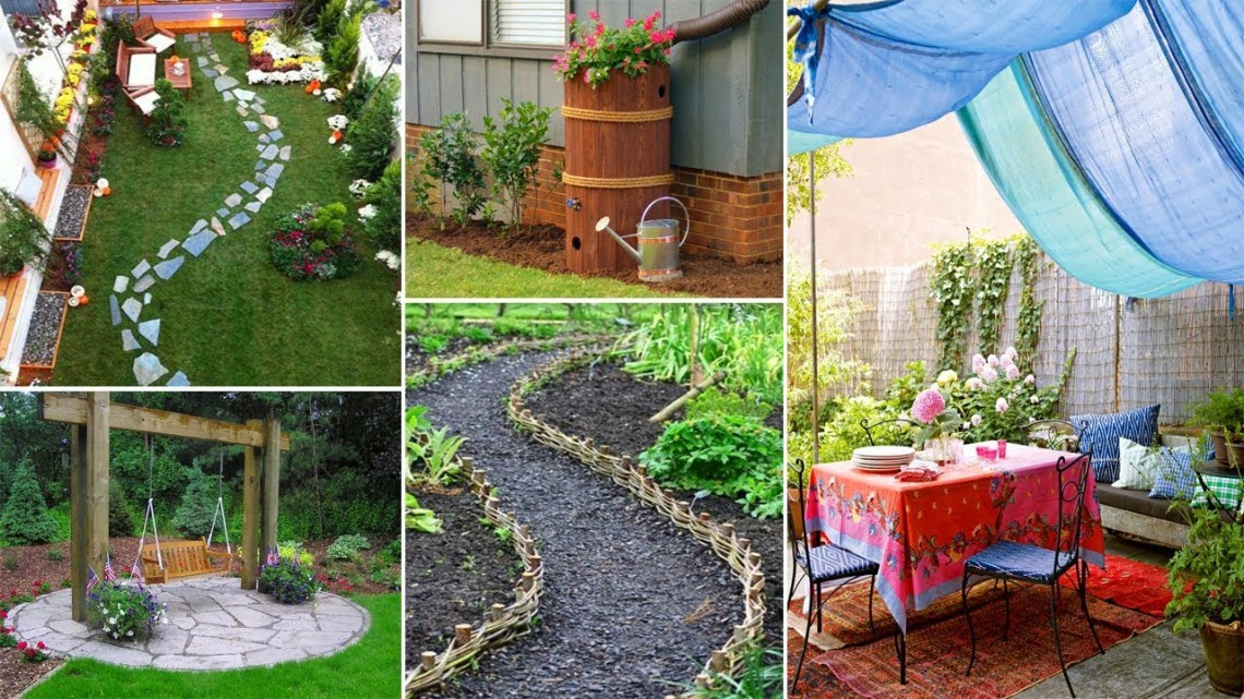 13 Awesome Designs Of How To Make Diy Backyard Ideas On A