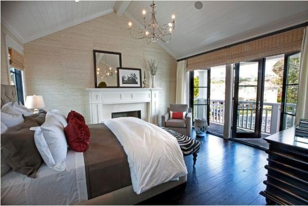 13 Beautiful Bedroom Design Ideas With Balconies Home