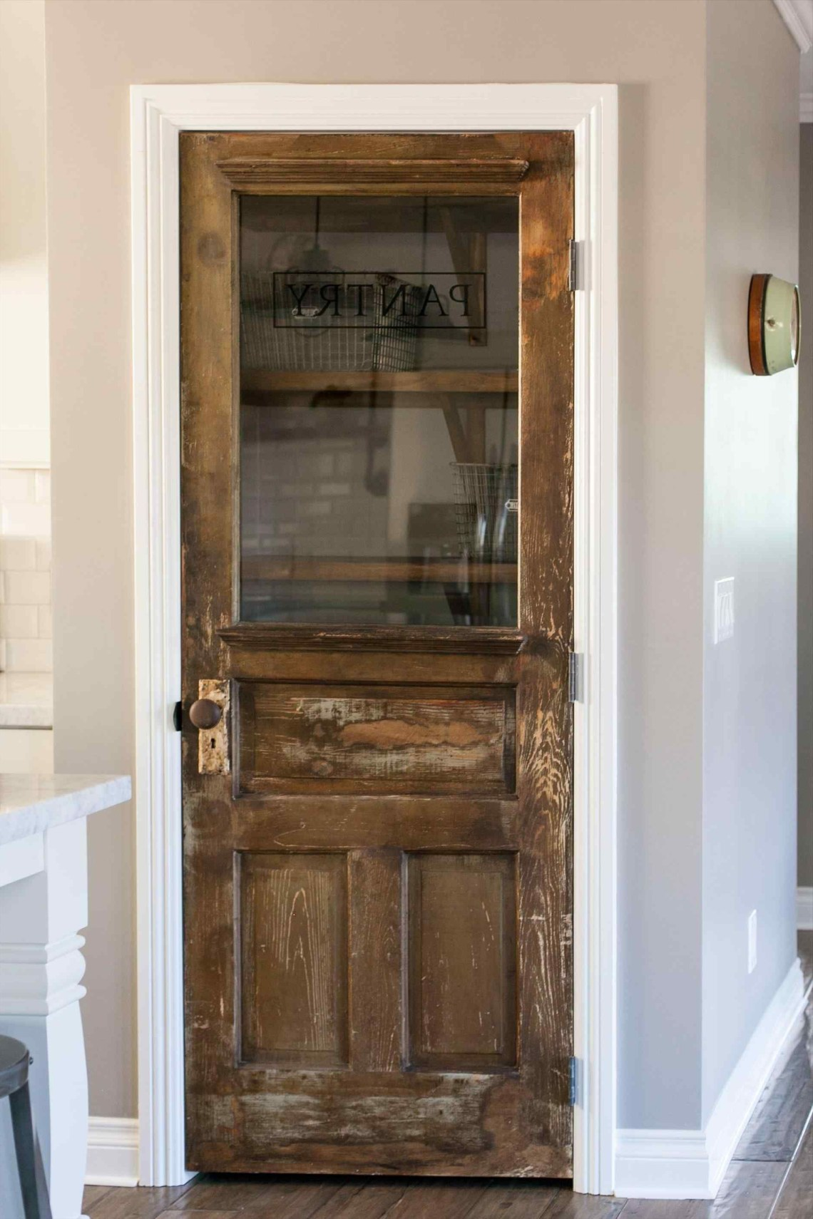 13 Top And Unique Pantry Door Ideas For Best Inspiration