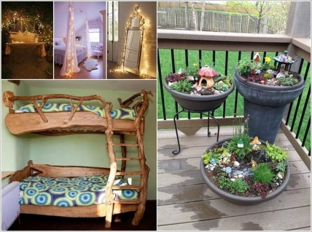 13 Whimsical Fairy Tale Inspired Home Decor Ideas
