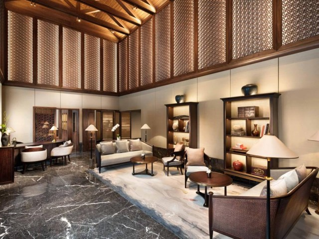 14 Incredibly Cool Hotel Lob Designs To Inspire You Hgtv