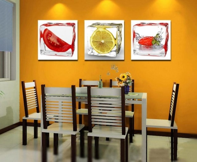 15 Best Collection Of Abstract Wall Art For Dining Room
