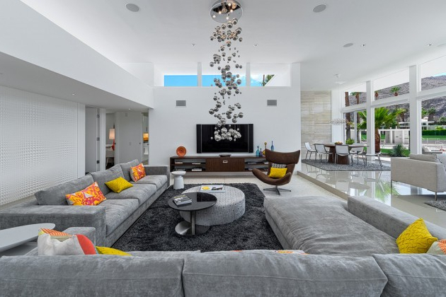 15 Dreamy Mid Century Modern Family Room Designs Youll