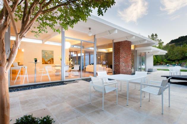15 Stunning Mid Century Modern Patio Designs To Make Your