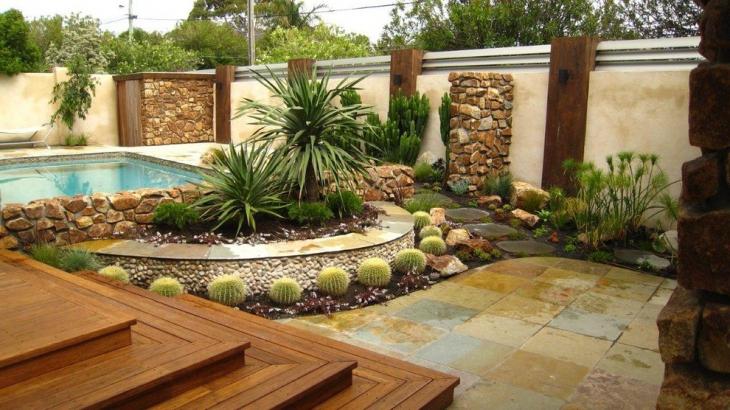 16 Cactus Garden Designs Ideas Design Trends Premium