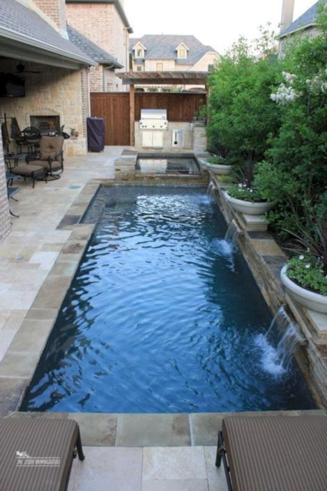 16 Decorating Tiny Pool On Your Backyard Garden Godiygo