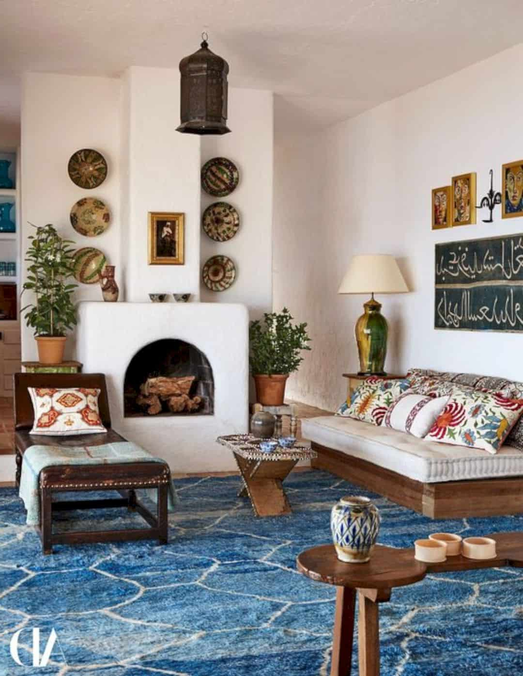 16 Moroccan Home Decoration Ideas Futurist Architecture