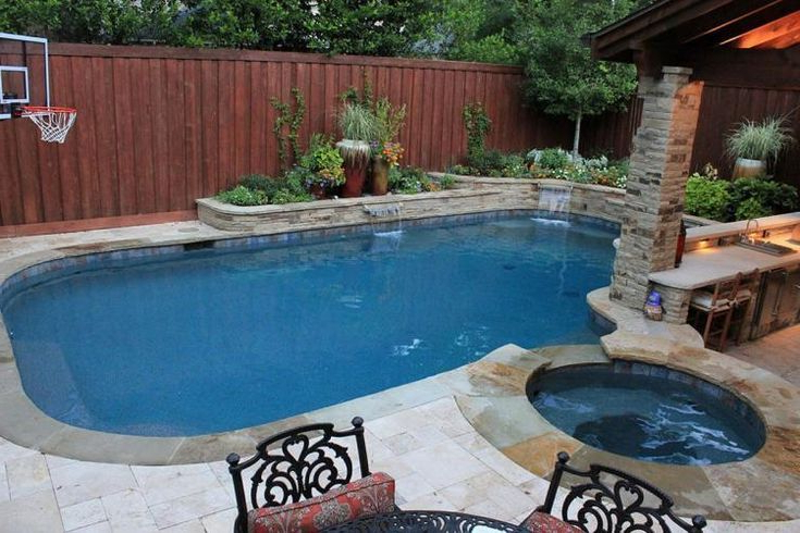 1662 Best Awesome Inground Pool Designs Images On