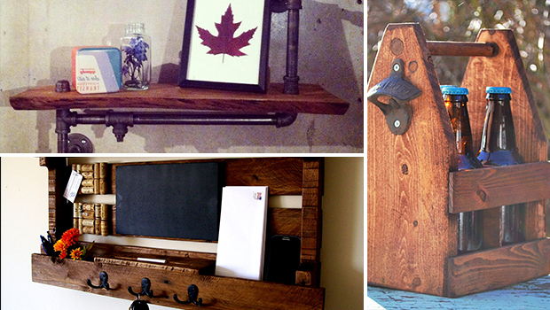 18 Amazing Diy Reclaimed Wood Projects You Can Get Ideas