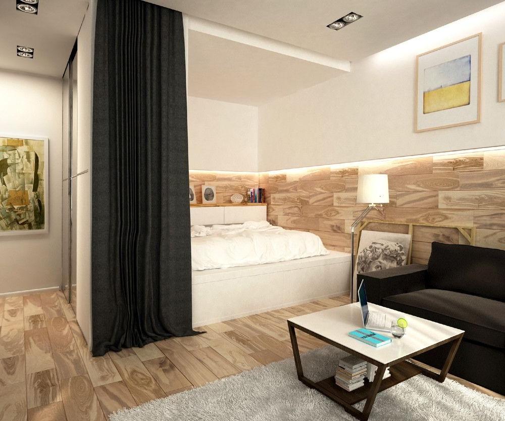 2 Simple Super Beautiful Studio Apartment Concepts For A