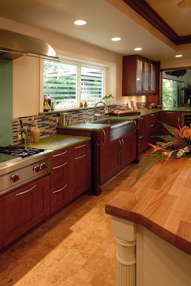 20 Beautiful Tropical Kitchen Design Ideas Interior God