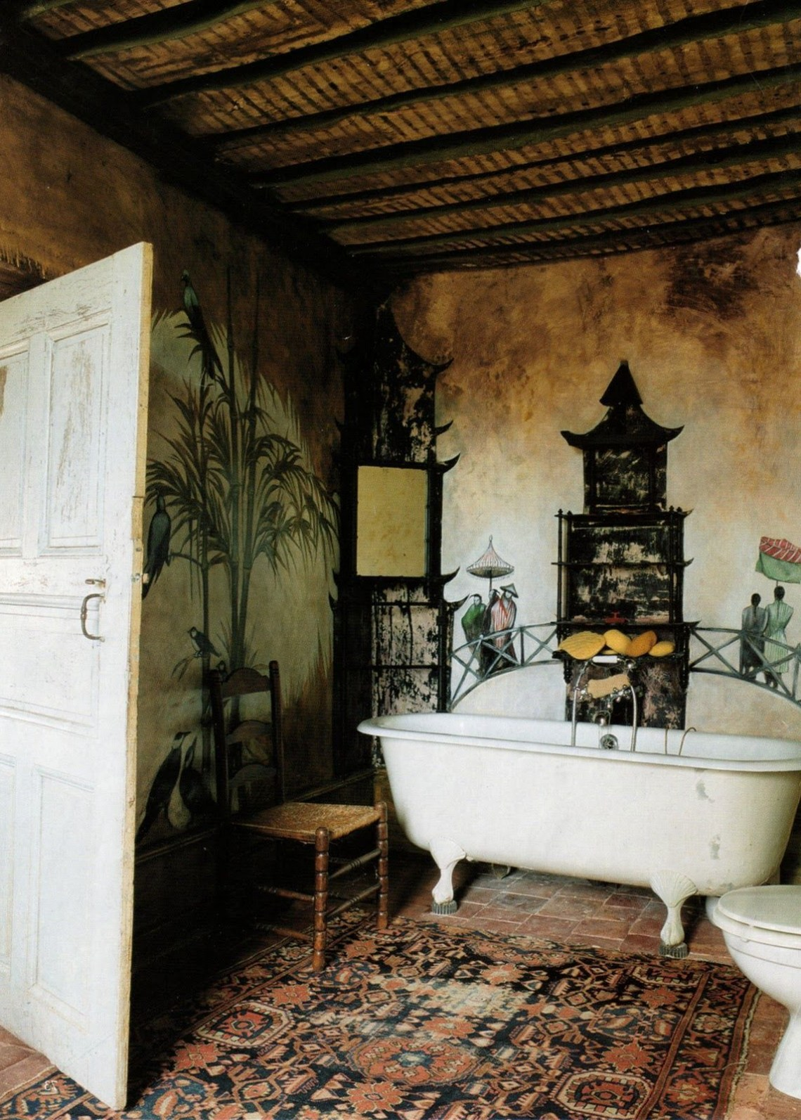 20 Gorgeous Bohemian Bathroom Decorating Ideas You Must