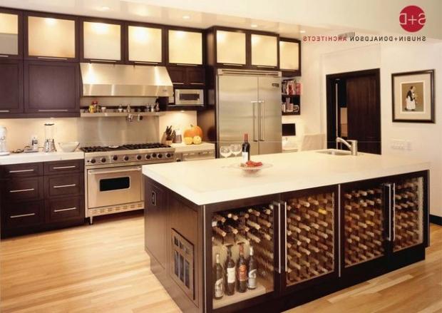 20 Great Kitchen Island Design Ideas In Modern Style
