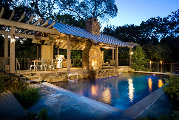 20 Ideas To Show Off A Well Decorated Patio Home Design