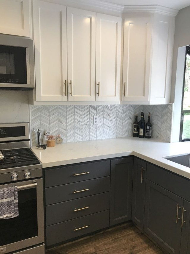 20 Most Popular Color Ideas For Kitchen Cabinets Trends