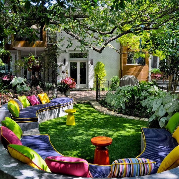 20 Of The Most Relaxing Backyard Designs