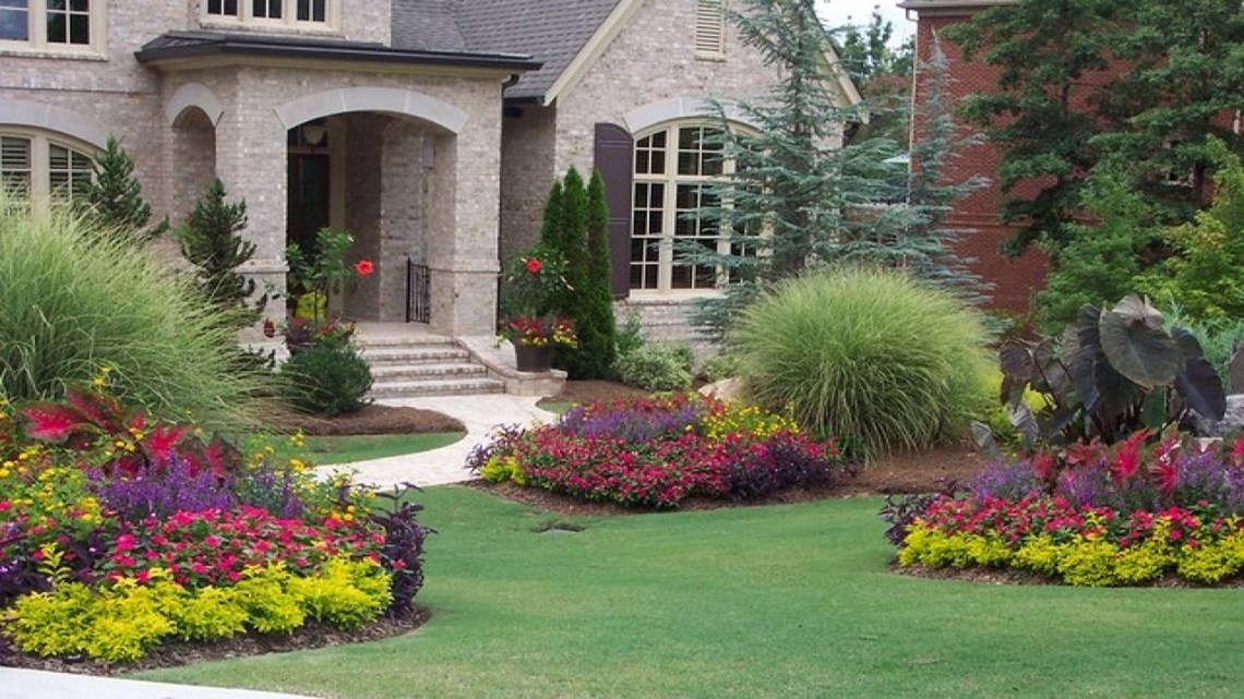 20 Unique And Extraordinary Flower Garden Ideas For