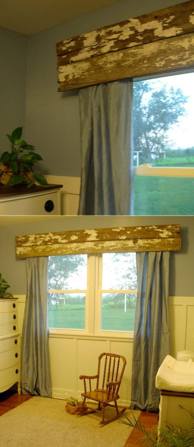 20 Very Cheap And Easy Diy Window Valance Ideas You Would