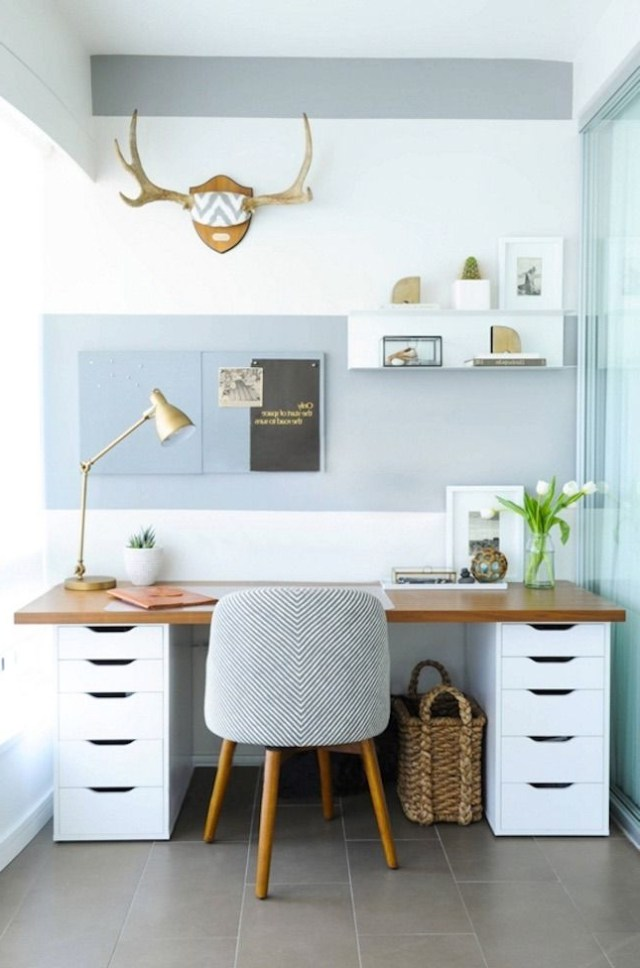 21 Ikea Desk Hacks For The Most Productive Workspace Ever