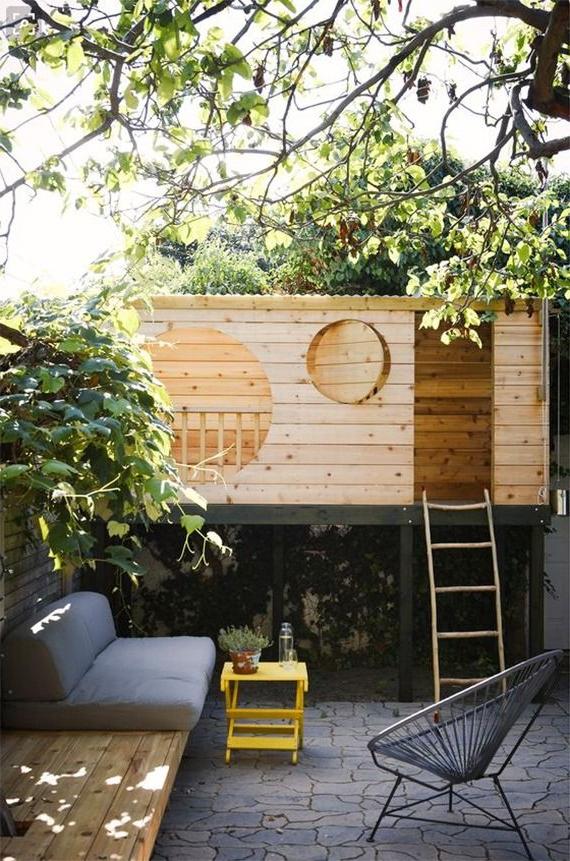 21 Unbeliavably Amazing Treehouse Ideas That Will Inspire