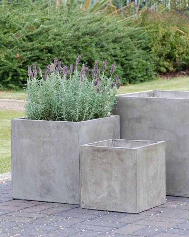 23 Amazing Diy Concrete Garden Boxes Ideas To Make Your