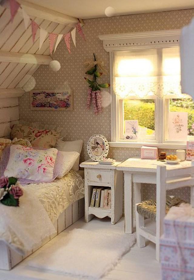 23 Beautiful Shab Chic Kids Room Designs Interior God